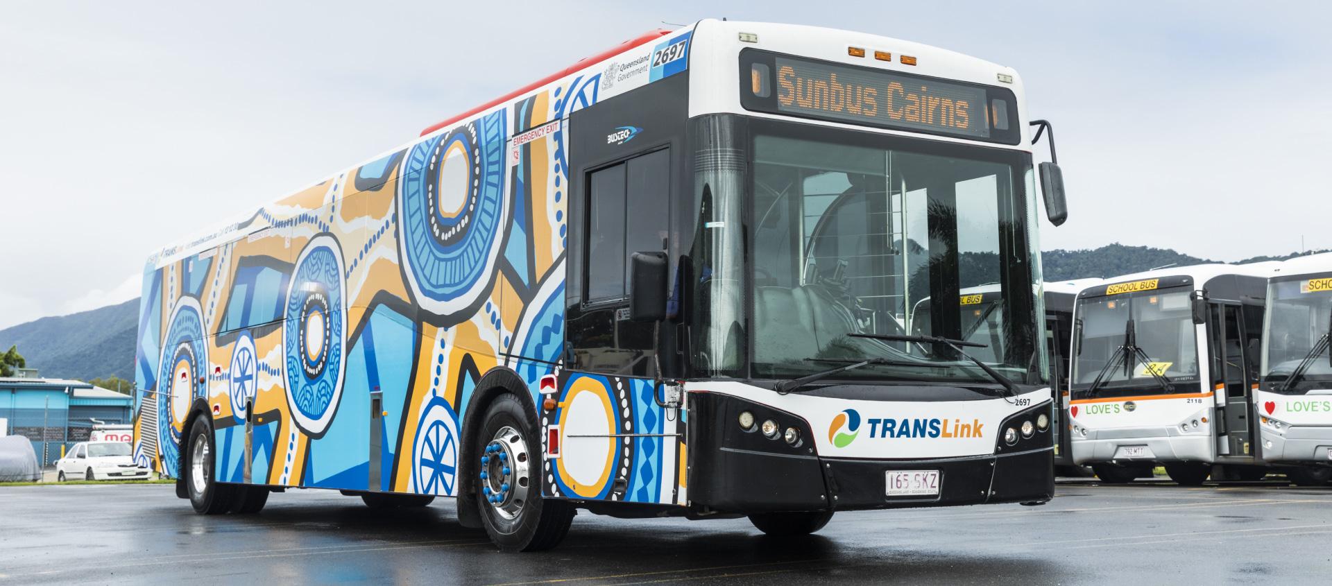 Kinectic RAP Bus Design